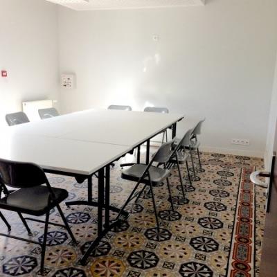 Un atelier & salle de réunion