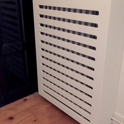 Cache-radiateur Design AB2
