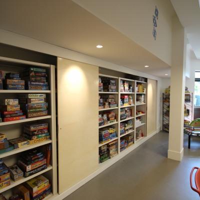 Bibliothèques Design AB2/JOSEPH