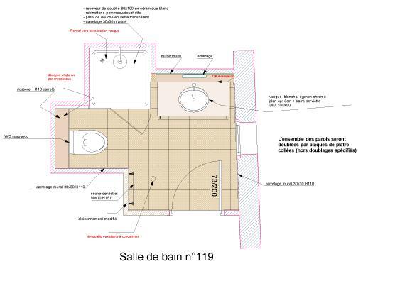 Rénovation de 18 salle sde bain