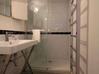 salle de bain retro