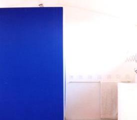 paroi bleu Klein
