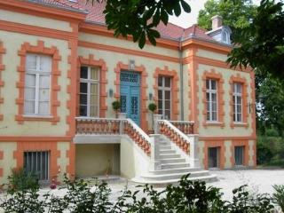 Restauration de l'escalier  et ravalement  des façades