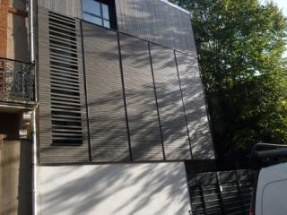 facade sur rue