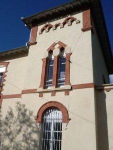 Rénovation de la mairie de Bedeille